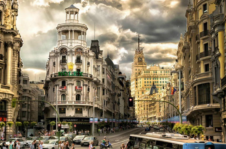 HOLA, Испания из Одессы!