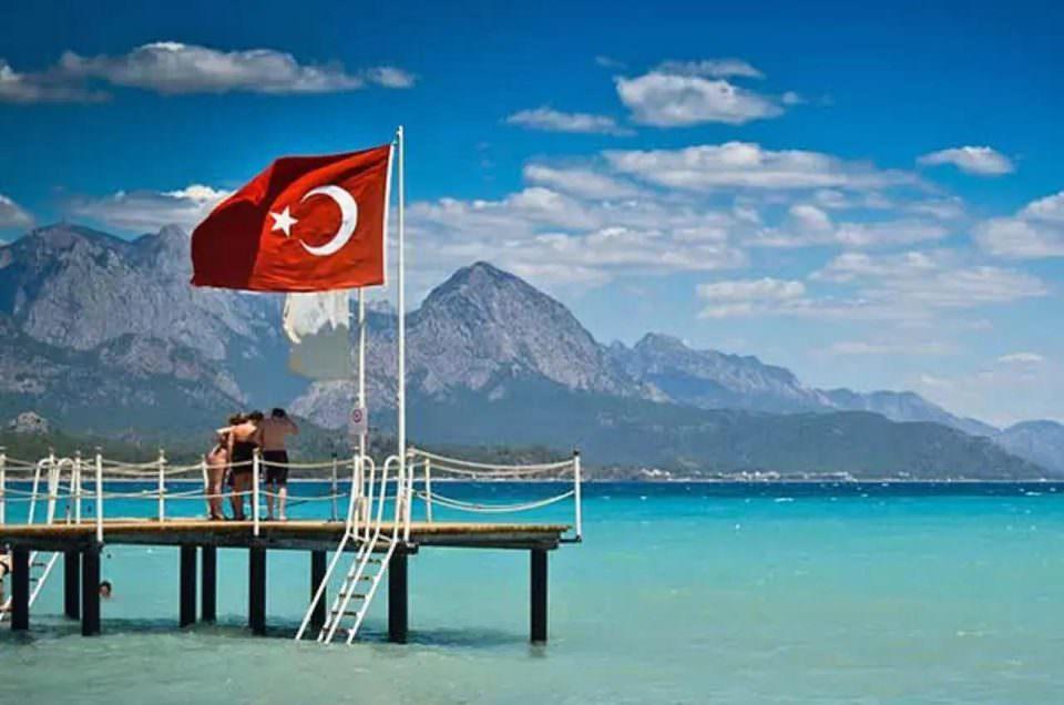 Отыіх в Турции